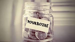 Pourboire/Tips